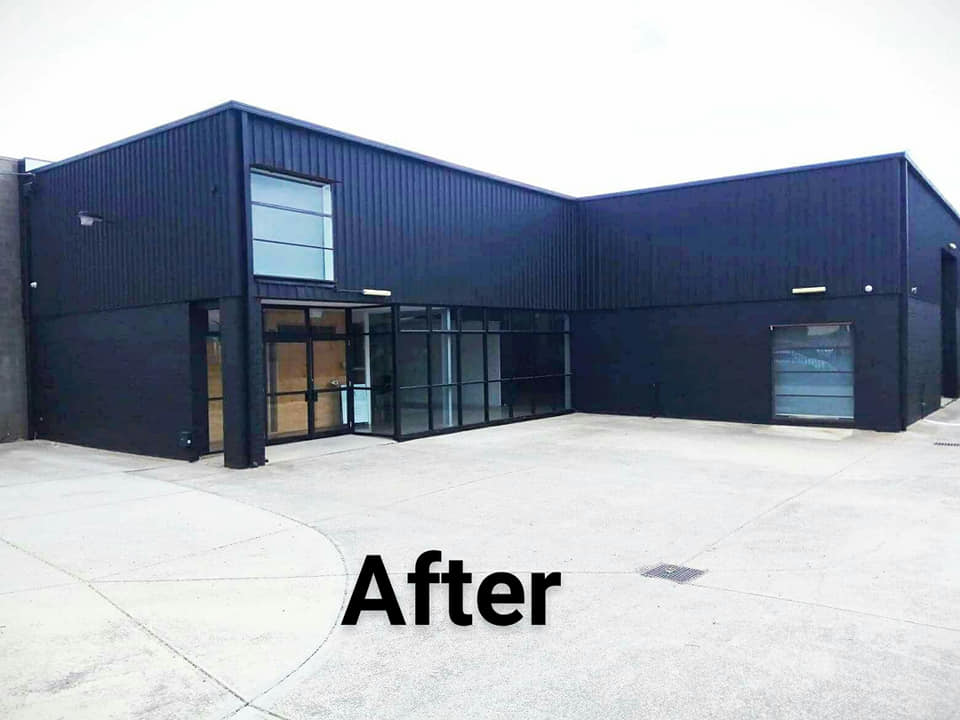Commercial Painting External Painting Melbourne