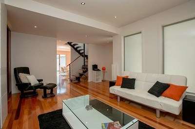 Townhouse Renovation Carlton by Bunja Maintenance and Painting Melbourne
